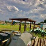 Erdarbeiten im Neubaugebiet in Molbergen