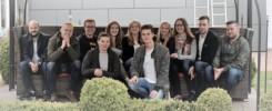 Jusos Molbergen besuchen Jusos Löningen-Essen mit Marcel Niemann