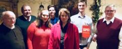 Vorstand 2017 der SPD Molbergen